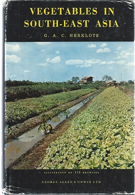Image for Vegetable Cultivation in South-East Asia
