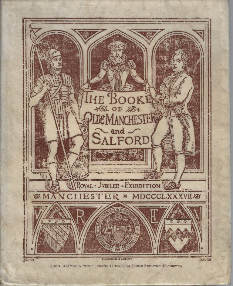 Image for A Booke of Olde Manchester and Salford