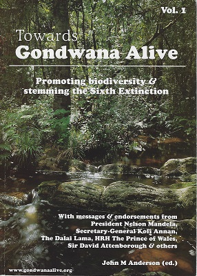 Image for Towards Gondwana Alive - promoting biodiversity and stemming the Sixth Extinction