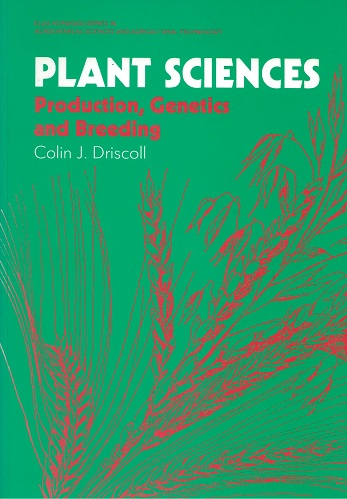 Image for Plant Sciences; production, genetics and breeding