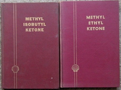 Image for Methyl Isobutyl Ketone. Methyl Ethyl Ketone. (2 vols)