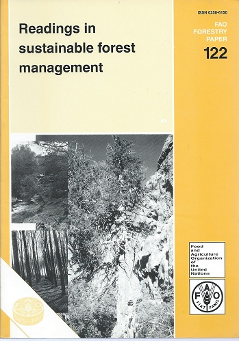 Image for Readings in Sustainable Forest Management