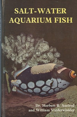 Image for Salt-Water Aquarium Fish (Revised edition)