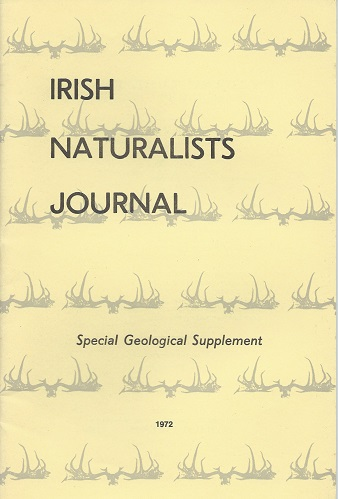Image for Recent Progress in Irish Geology