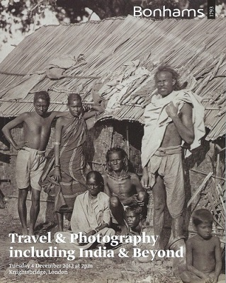 Image for Travel and Photography, Including India and Beyond - Sale Catalogue, 4th December 2012