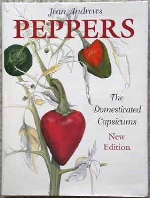 Image for Peppers - the Domesticated Capsicums (New edition)