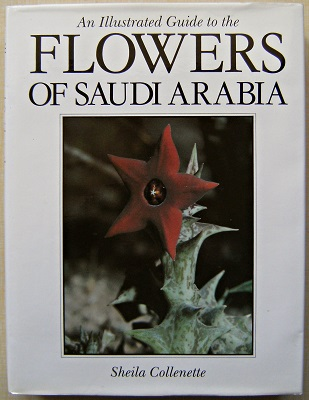 Image for An Illustrated Guide to the Flowers of Saudi Arabia