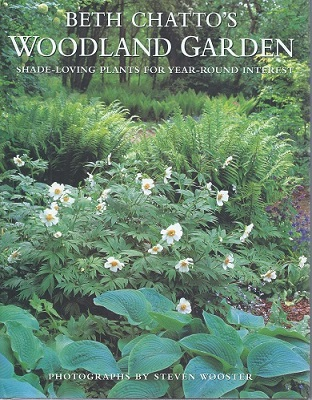 Image for Beth Chatto's Woodland Garden - shade-loving plants for year-round interest