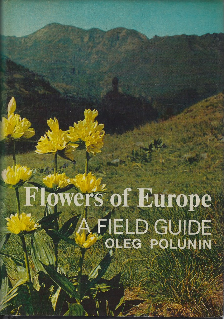Image for Flowers of Europe - a field guide