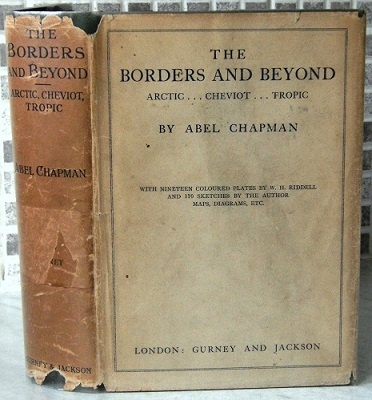 Image for The Borders and Beyond - Arctic-Cheviot-Tropic  (Richard Fitter's copy)