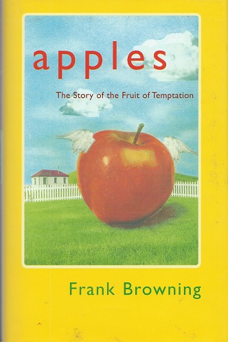 Image for Apples - the story of the fruit of temptation  [Alan Davidson's copy]