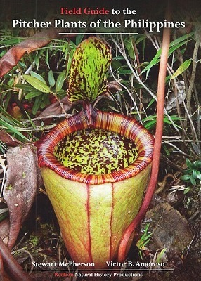 Image for Field Guide to the Pitcher Plants the Philippines