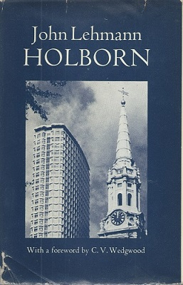 Image for Holborn - an historical portrait of a London Borough