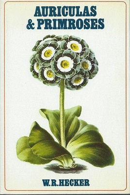 Image for Auriculas and Primroses