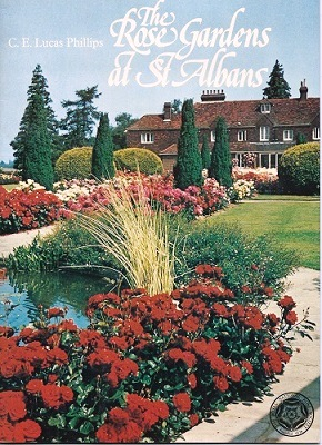 Image for The Rose Gardens at St Albans (with lists of trial varieties for 1955 & 1956)
