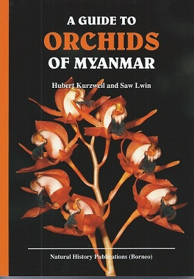 Image for A Guide to Orchids of Myanmar (Burma)