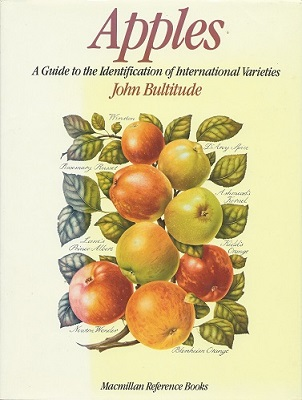 Image for Apples - a guide to the identification of international varieties (Fred Whitsey's copy)