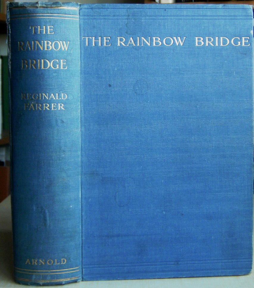 Image for The Rainbow Bridge    [Fred Whitsey's copy]
