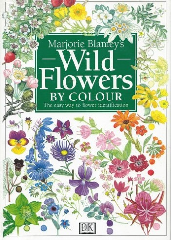 Image for Marjorie Blamey's Wild Flowers by Colour - the easy way to flower identification