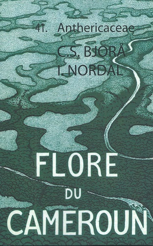 Image for Flore du Cameroun - Volume 41 : Anthericaceae