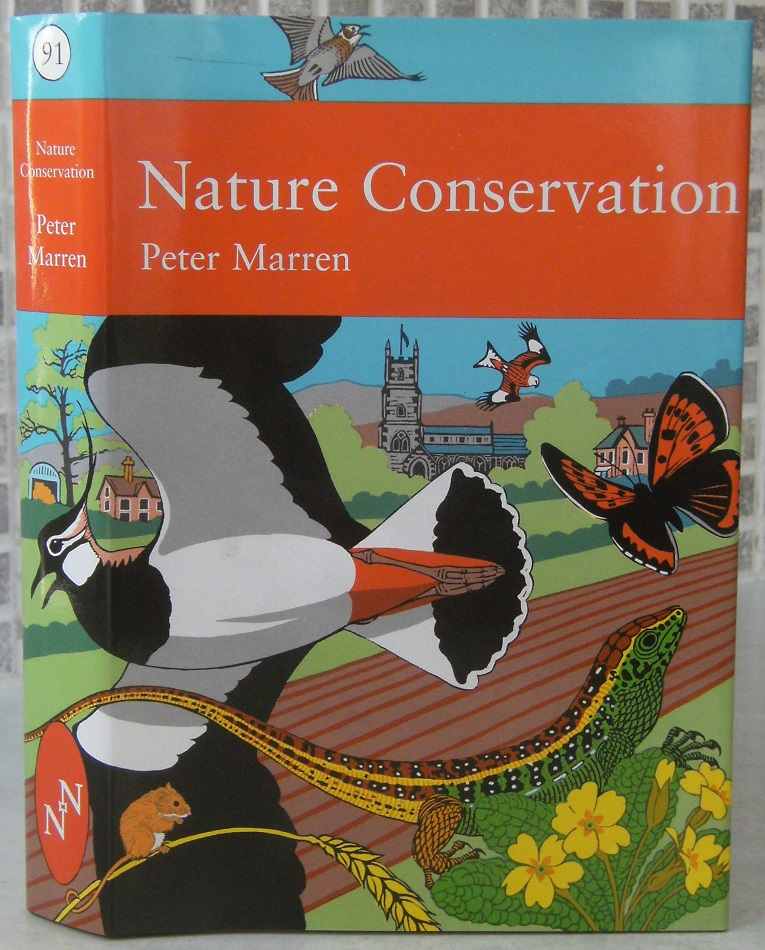 Image for Nature Conservation - a review of the conservation of wildlife in Britain, 1950 - 2001 (New Naturalist 91)