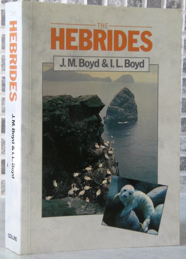Image for The Hebrides - a natural history