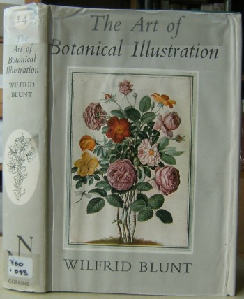 Image for The Art of Botanical Illustration [Jack Hawkes' copy]