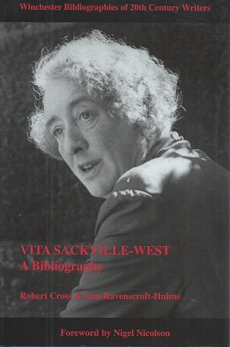 Image for Vita Sackville-West - a bibliography