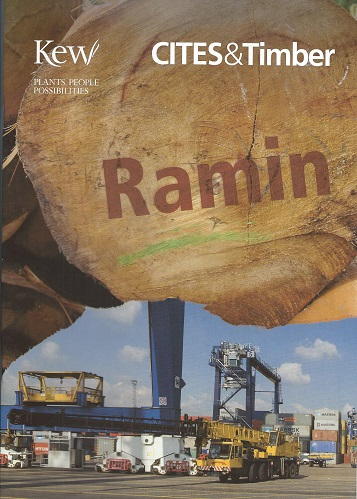 Image for Ramin - CITES & Timber