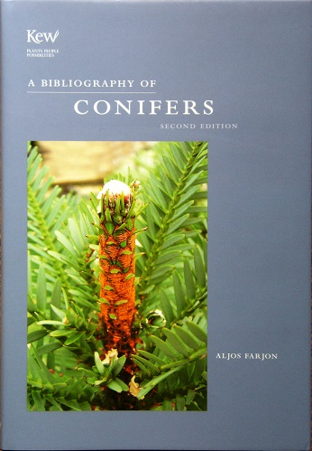 Image for A Bibliography of Conifers