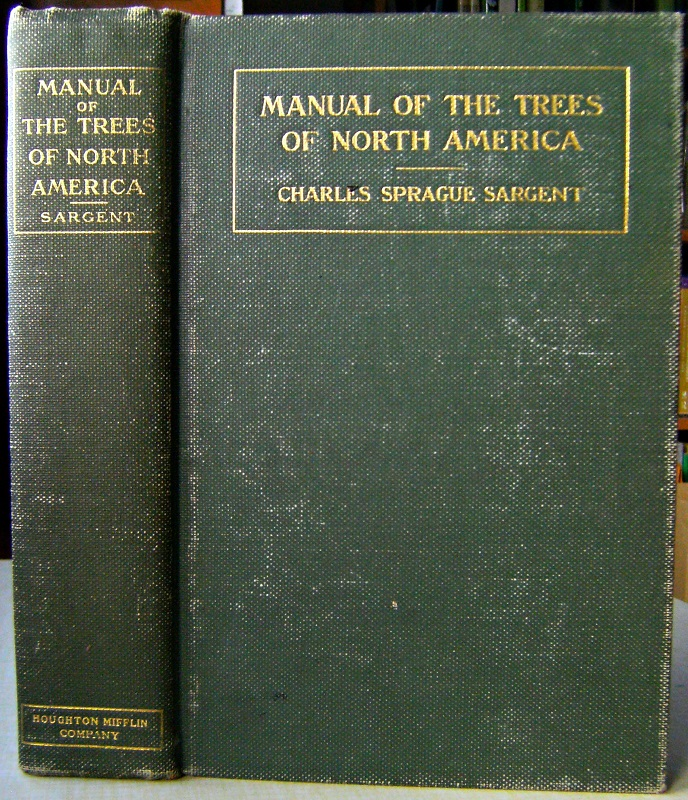 Image for Manual of the Trees of North America (exclusive of Mexico)