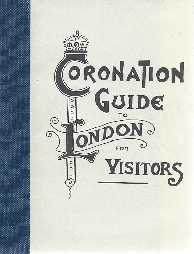Image for Coronation Guide to London for Visitors