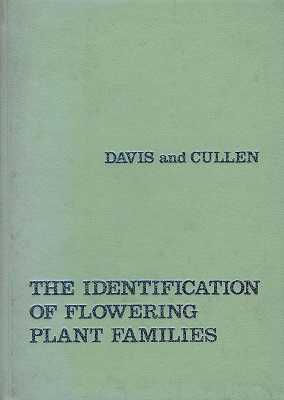 Image for The Identification of Flowering Plant Families, including a key to those native and cultivated in north temperate regions (Anthony Huxley's copy)