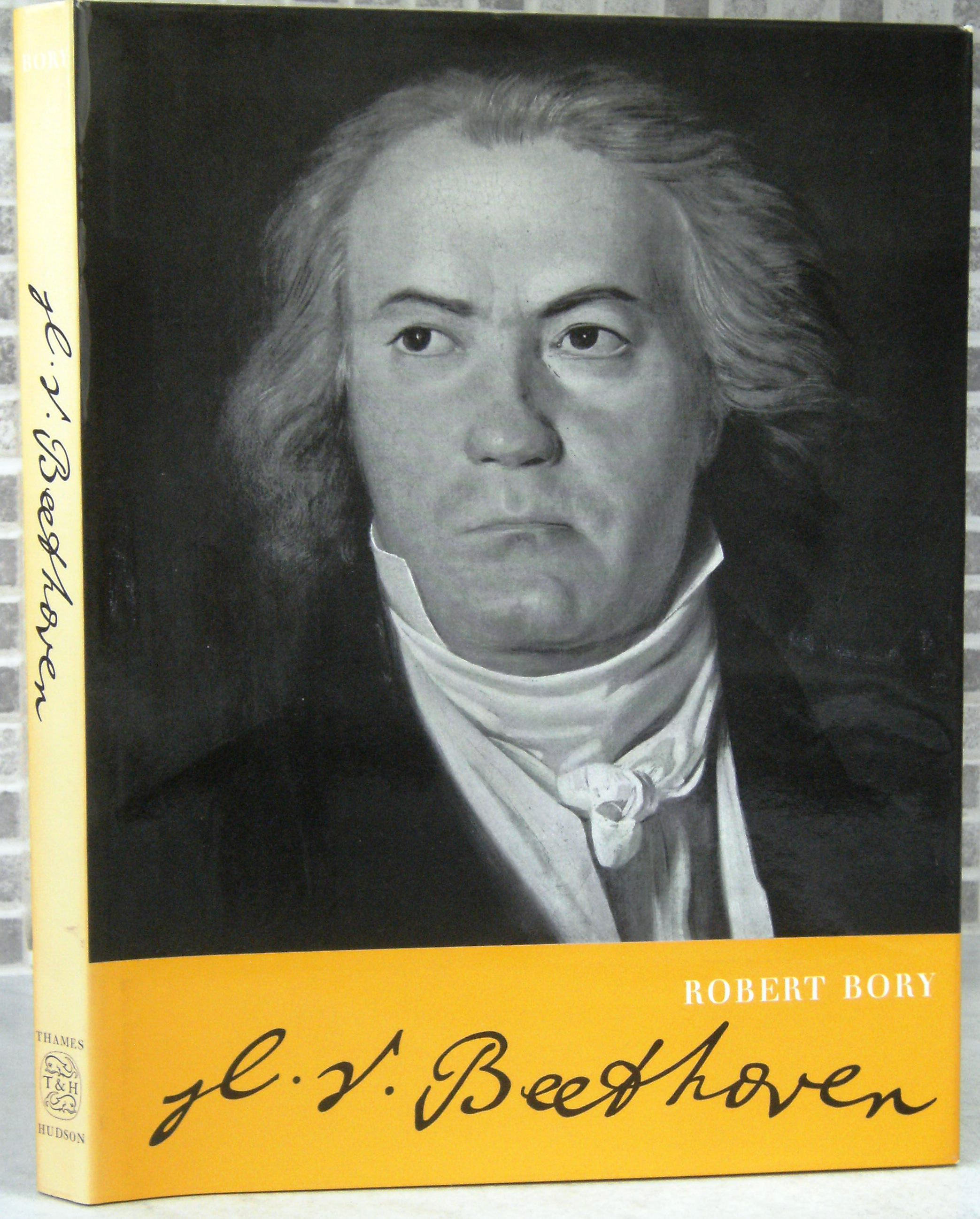 Image for Ludwig van Beethoven - his life and work in pictures