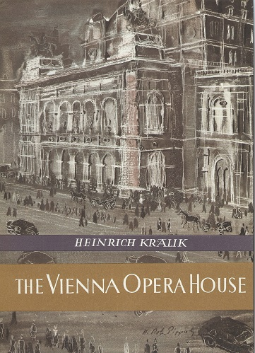 Image for The Vienna Opera House