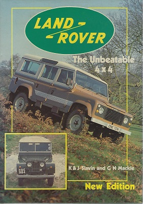 Image for Land-Rover - the unbeatable 4x4