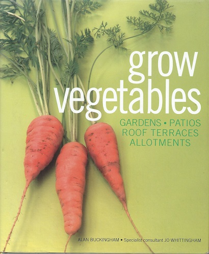 Image for Grow Vegetables