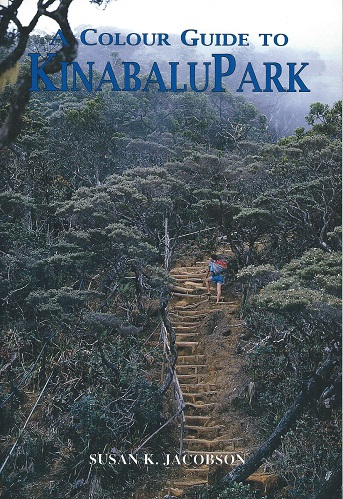 Image for Colour Guide to Kinabalu Park