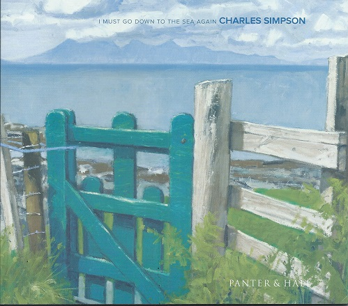 Image for Charles Simpson : I Must Go Down to the Sea Again - Exhibition July 2012