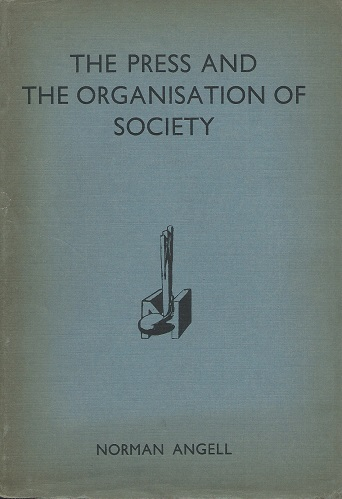 Image for The Press and the Organisation of Society
