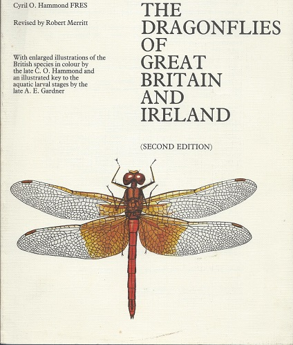 Image for The Dragonflies of Great Britain and Ireland