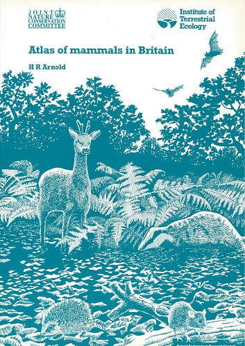 Image for Atlas of Mammals in Britain