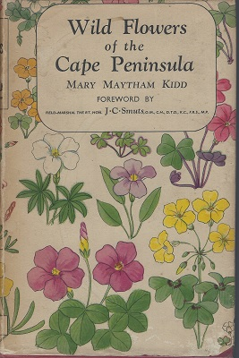 Image for Wild Flowers of the Cape Peninsula