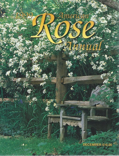 Image for American Rose Annual 1999
