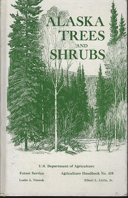 Image for Alaska Trees and Shrubs