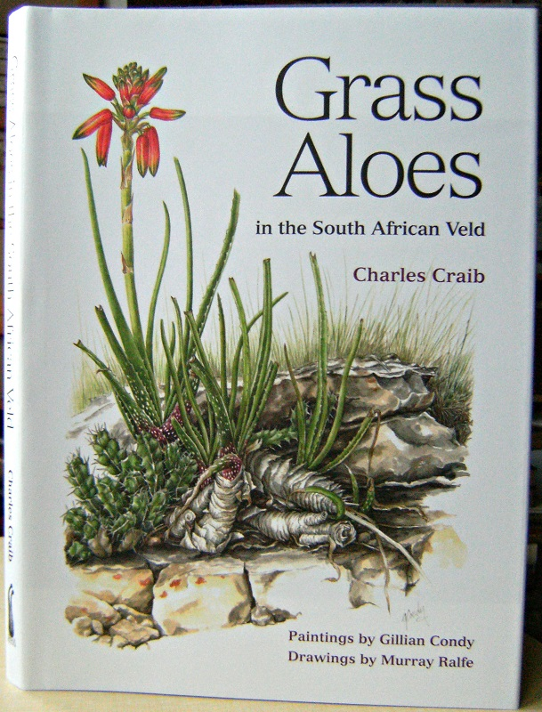 Image for Grass Aloes in the South African Veld