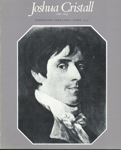 Image for Joshua Cristall, 1768 - 1847 (Exhibition Catalogue)