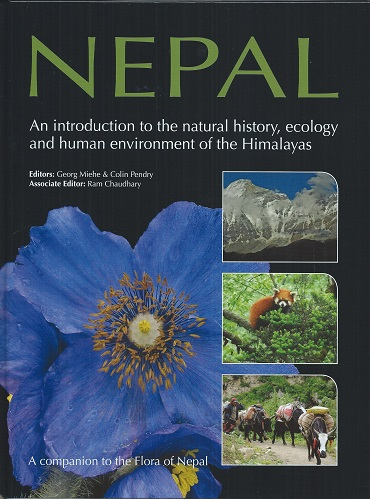Image for Nepal - an introduction to the natural history, ecology and human environment of the Himalayas