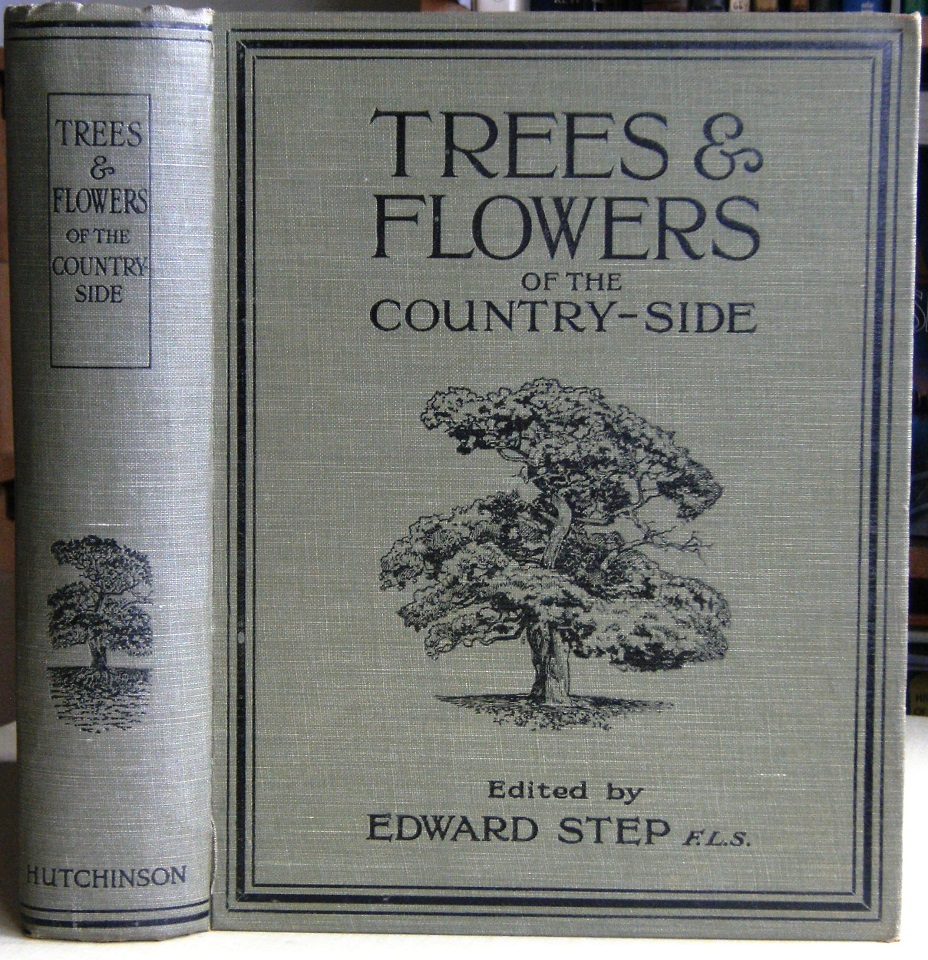 Image for Hutchinson's Trees and Flowers of the Countryside