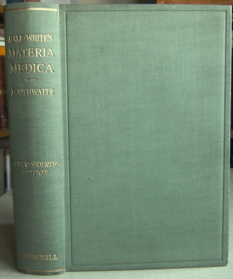 Image for Materia Medica, Pharmacy, Pharmacology and Therapeutics (by William Hale-White)